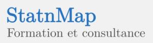 StatnMap - Formation et consultance en Analyse de données statistiques et cartographie