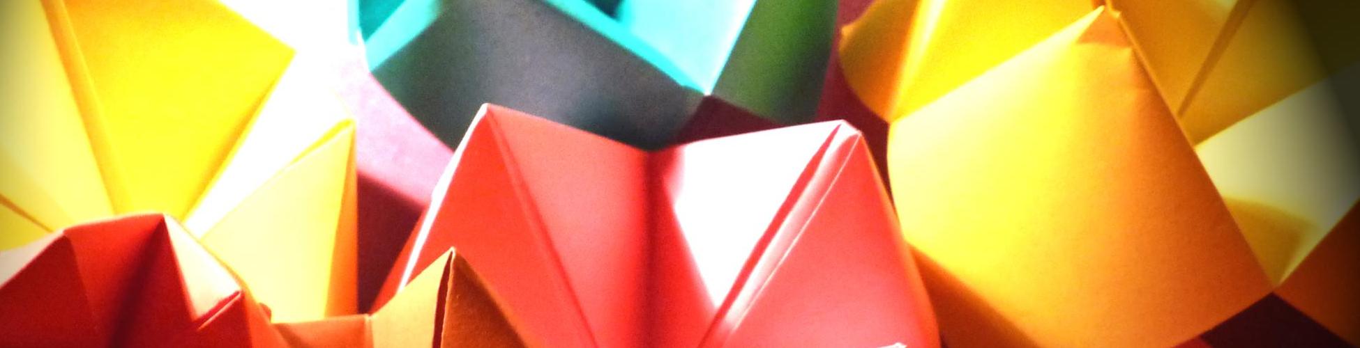 Cocotte Culturelle Brest - Origami - Actus