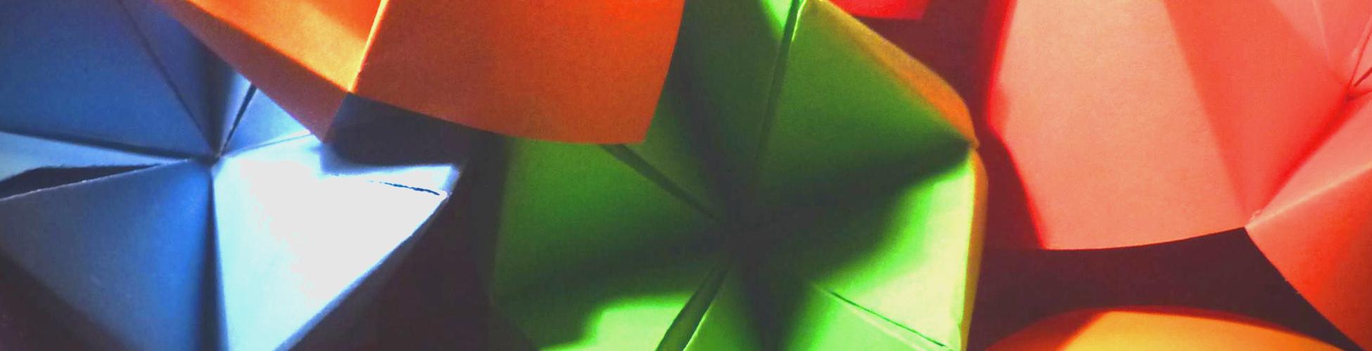 Cocotte Culturelle Brest - Origami presentation